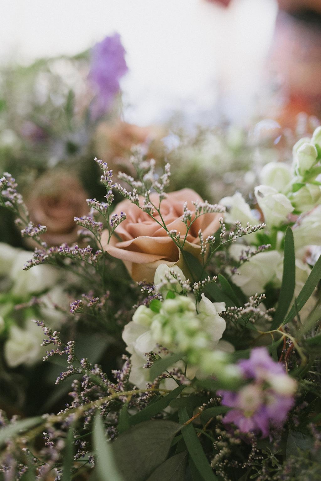 Amnesia Rose Bridal Bouquet - Winnipeg Wedding Flowers