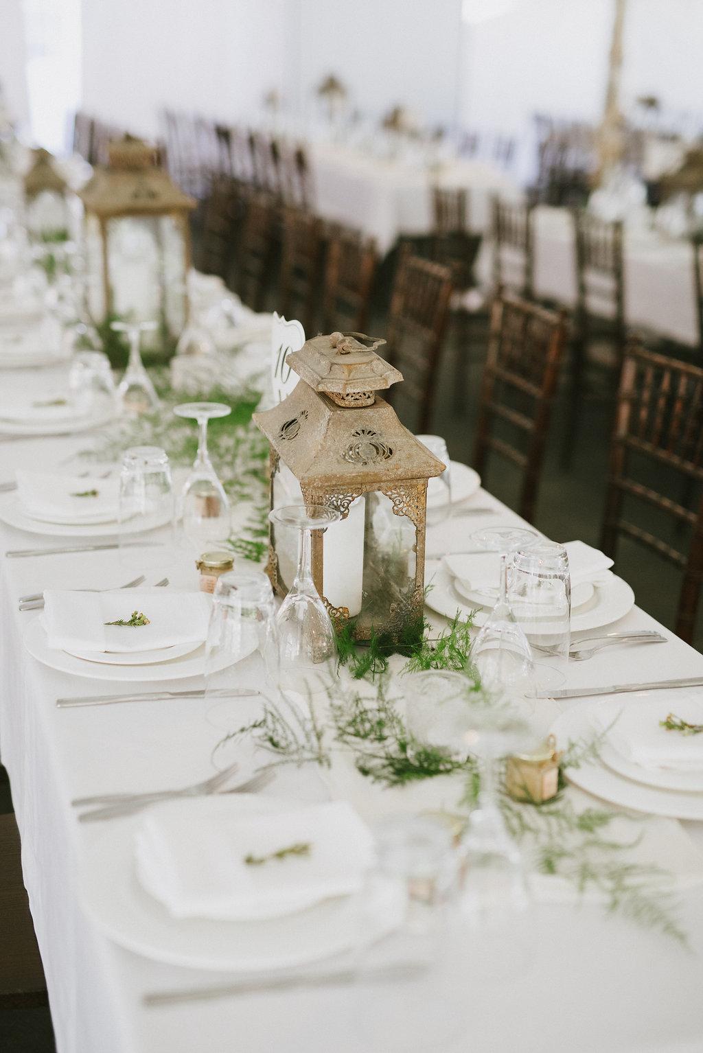 Pineridge Hollow Wedding - Greenery Wedding Decor