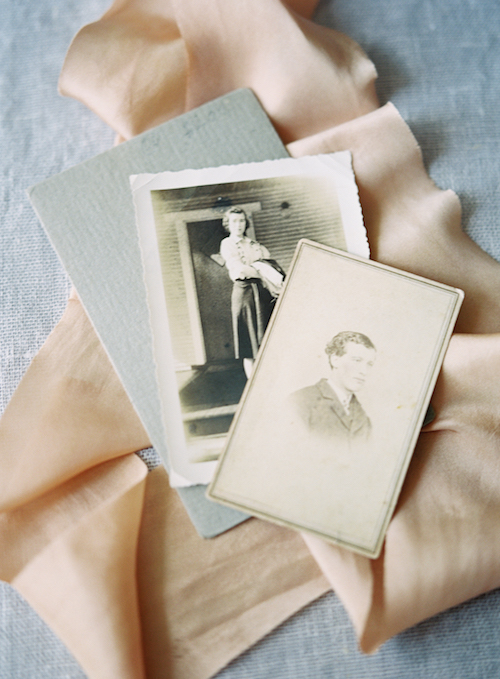 Heirloom Wedding Inspiration - Graceful Wedding Ideas