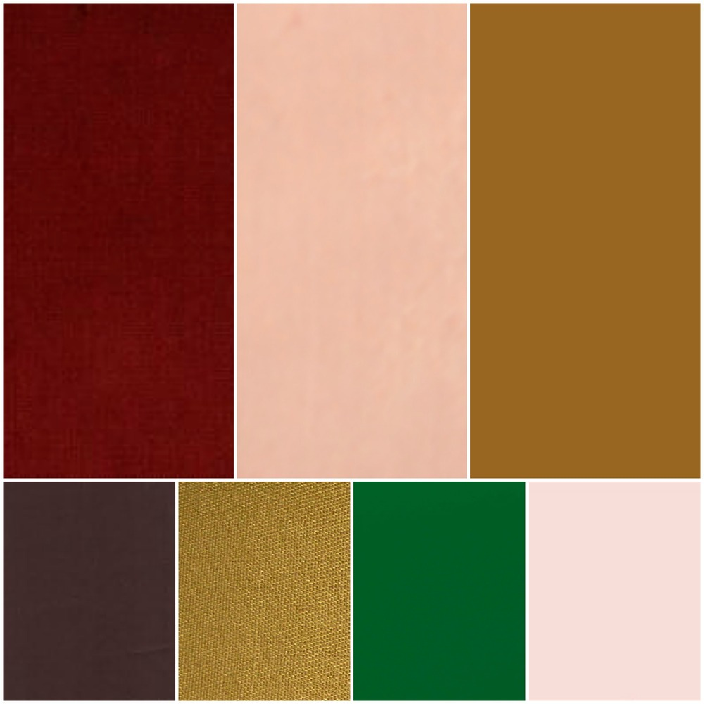 How to Choose your Wedding Colour Palette - Stone House Creative