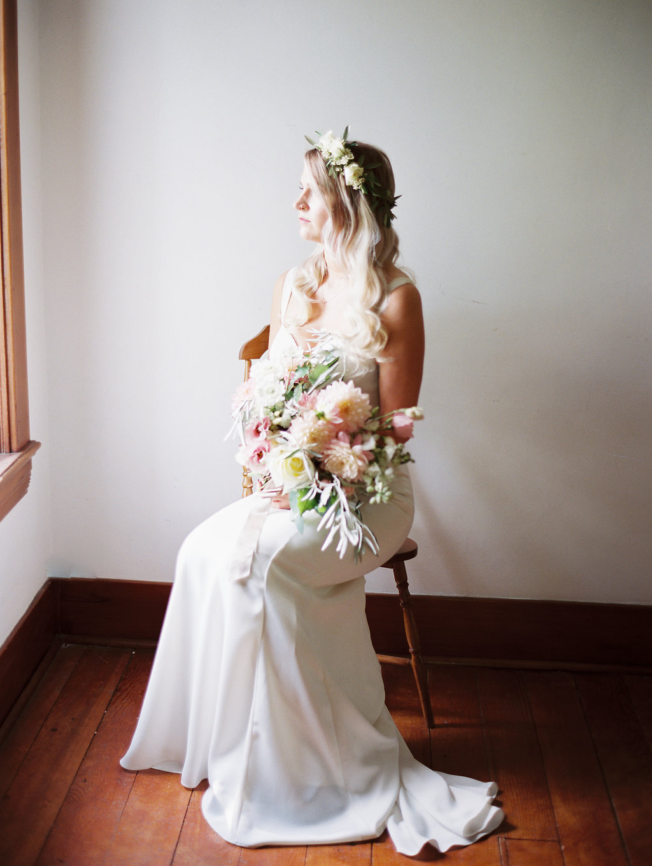 Evergreen Village Wedding - Stone House Creative