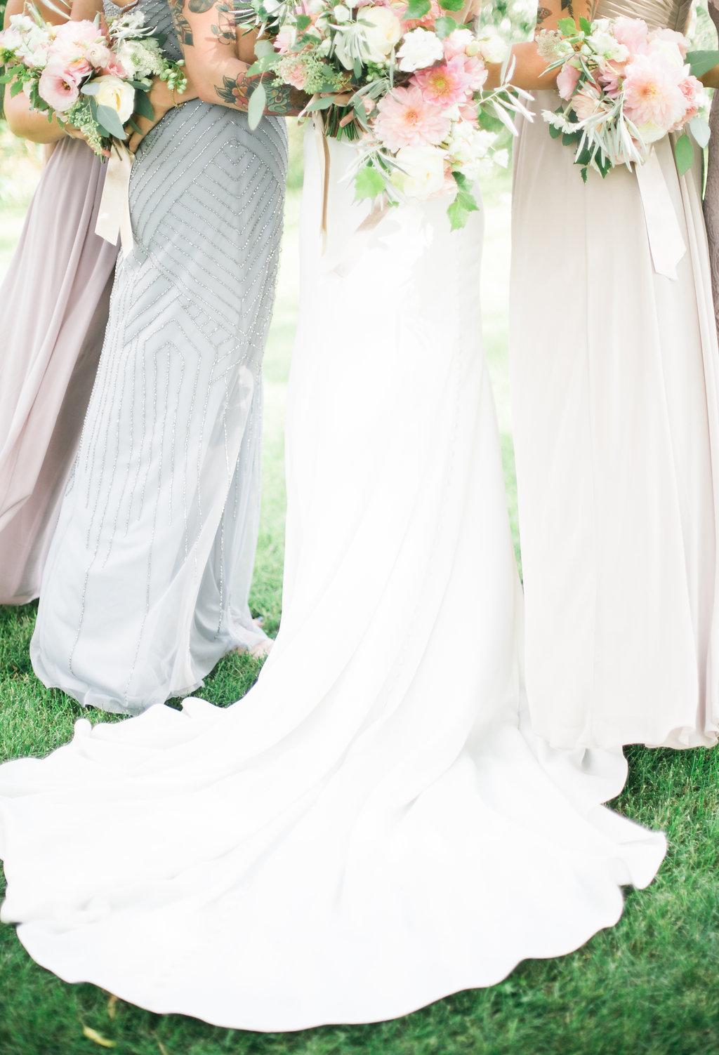 Garden Wedding Inspiration - Wedding Florist in Winnipeg