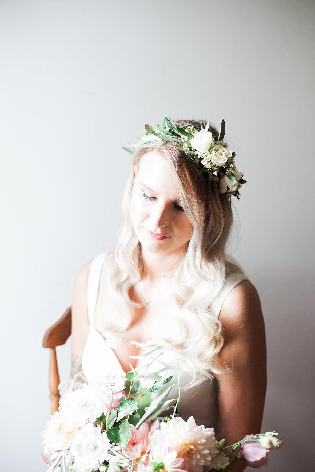 Peaceful Wedding Ideas - Winnipeg Wedding Flowers