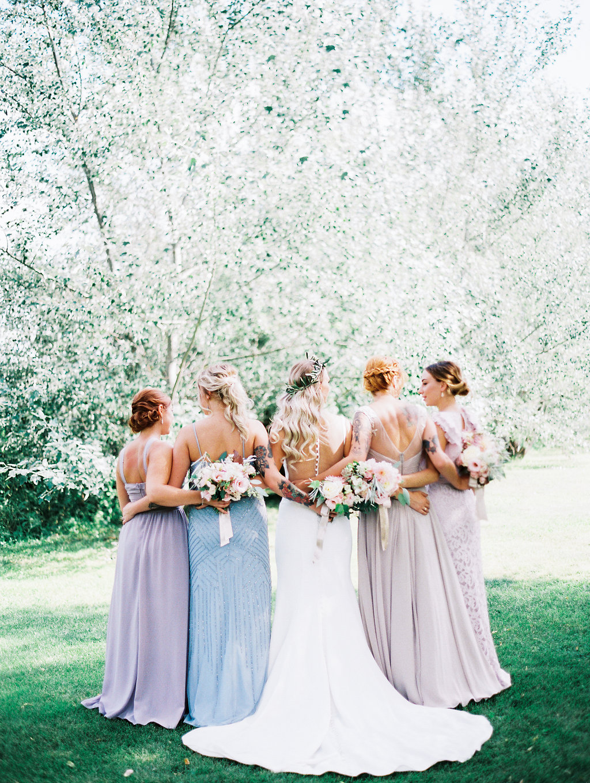 Evergreen Village Wedding - Winnipeg Wedding Flowers