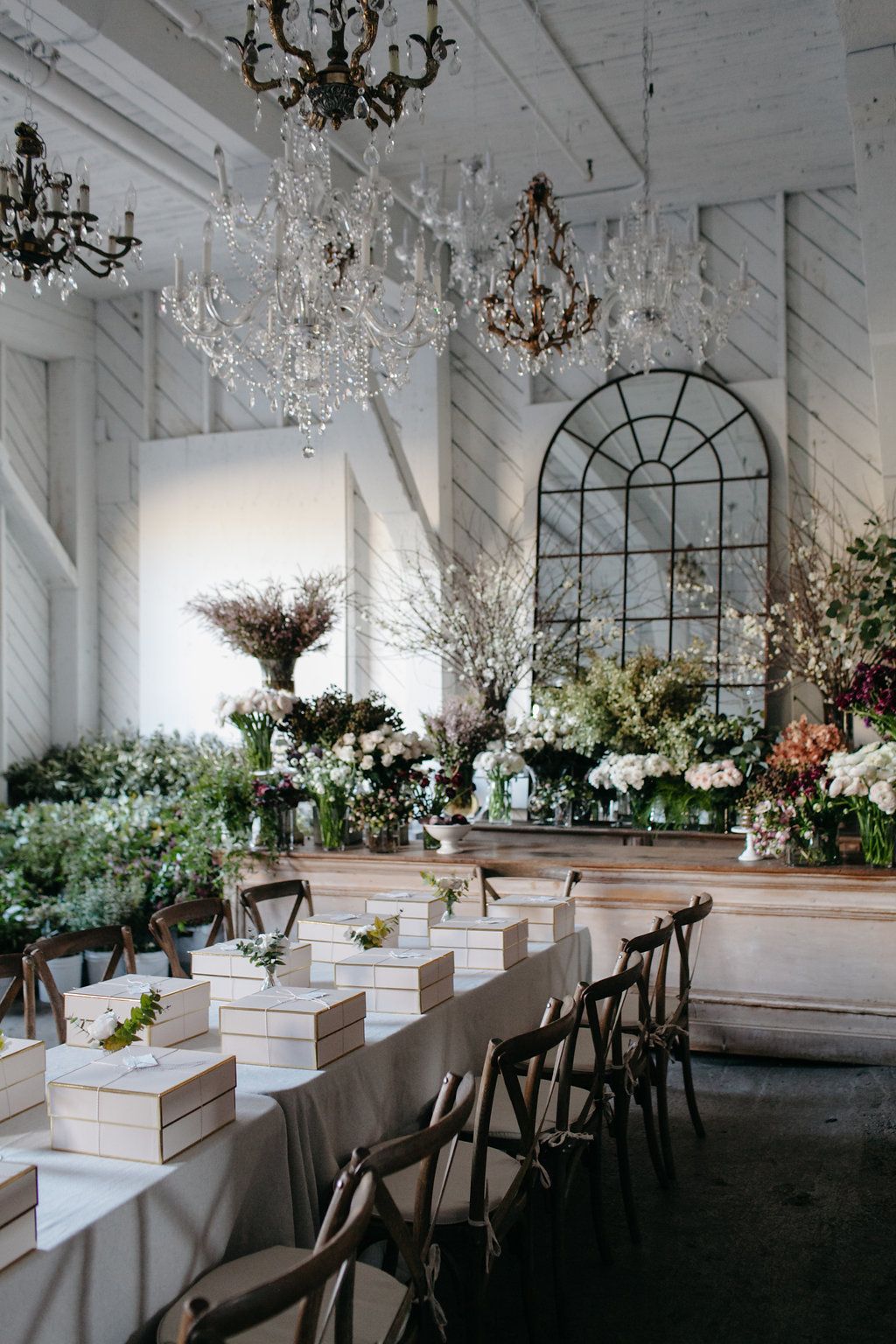 Wedding Florist Workshop - Sinclair & Moore