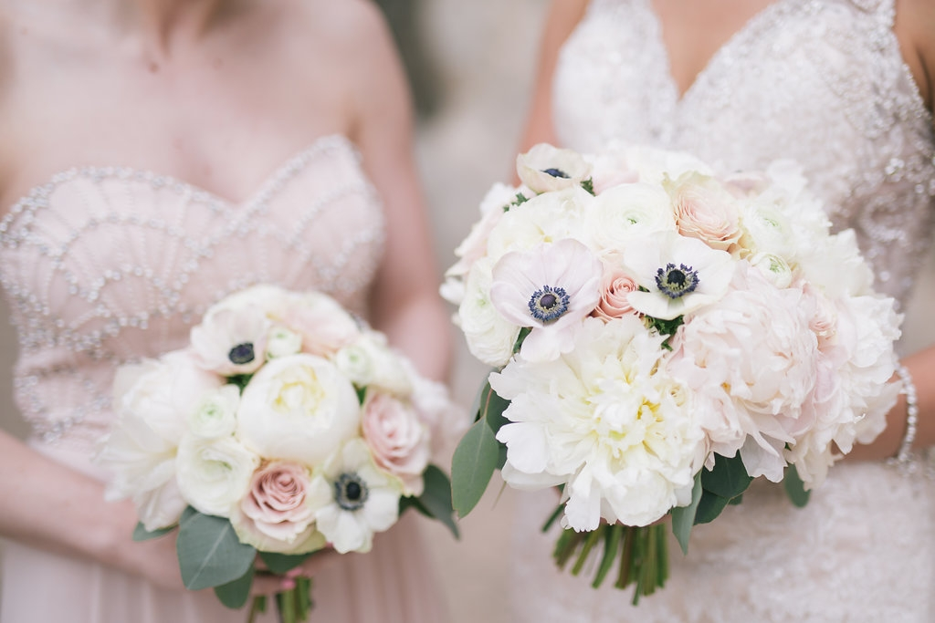 Peony Bridal Bouquet - Spring Wedding Flowers