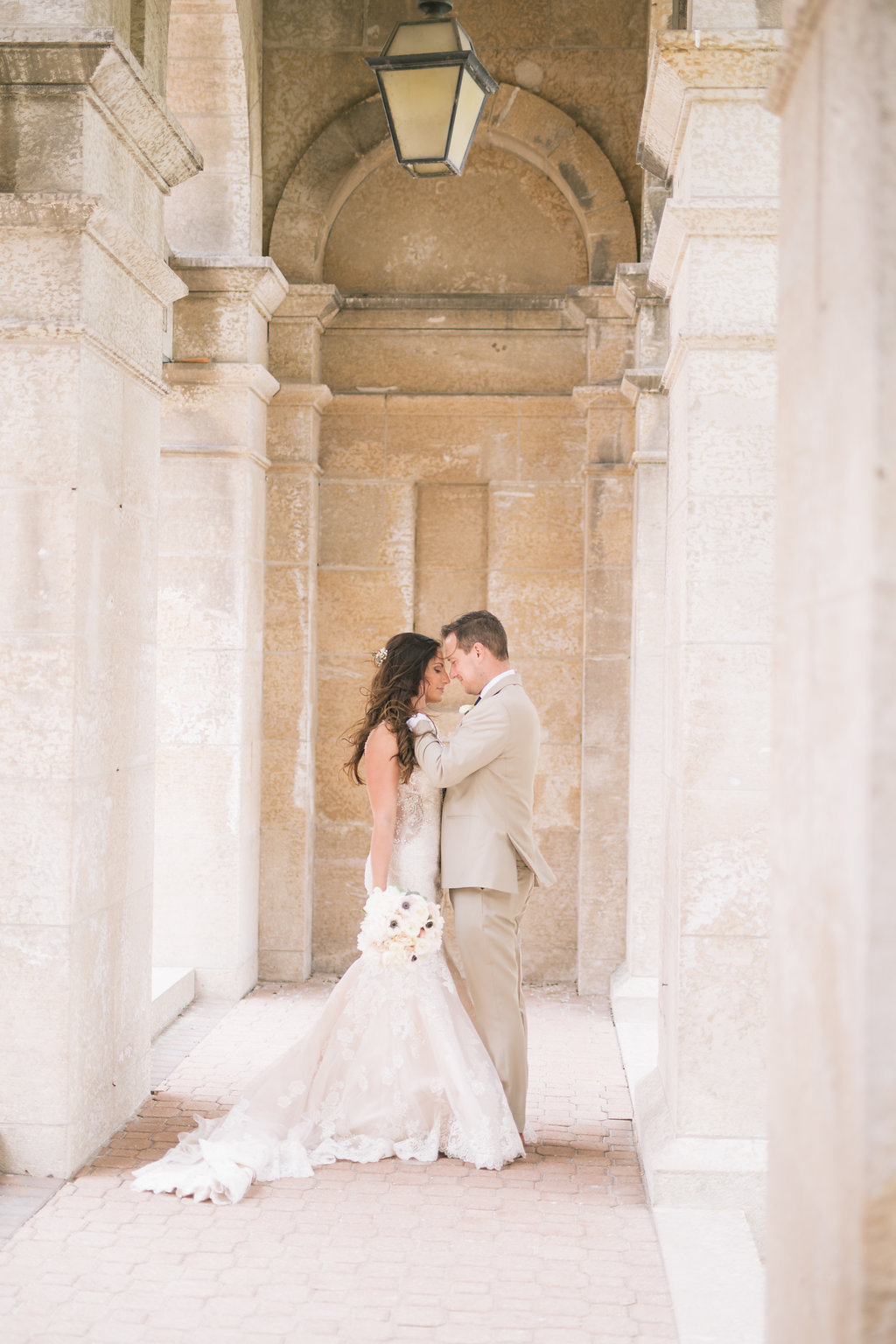 St Boniface Basilica Wedding Photos - Winnipeg Wedding Florist