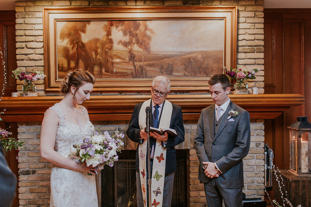 St Charles Country Club Wedding - Winnipeg Wedding Flowers
