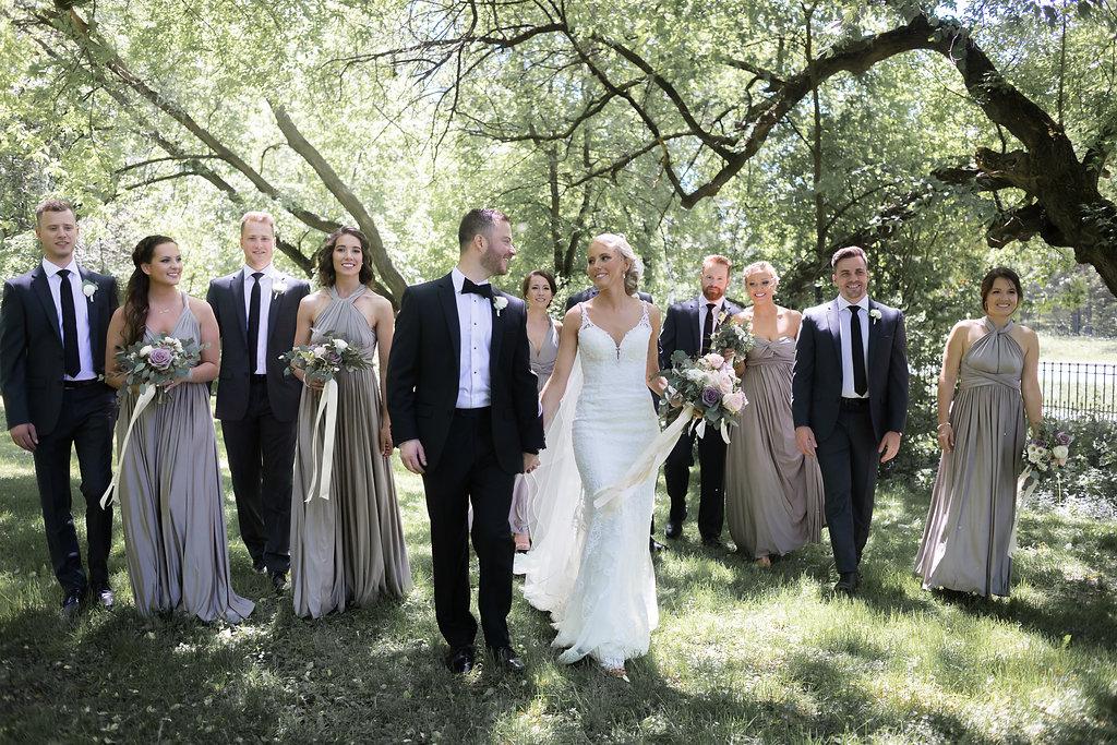 Winnipeg Wedding Florists - Spring Wedding Flowers