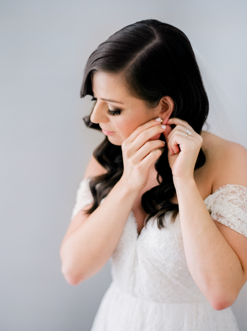 Sarah Seven Bridal Gown - Winnipeg Weddings