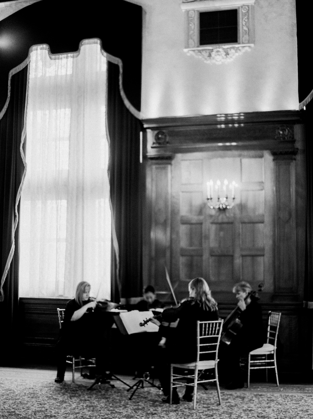 Fort Garry Hotel Wedding - Concert Ballroom Wedding
