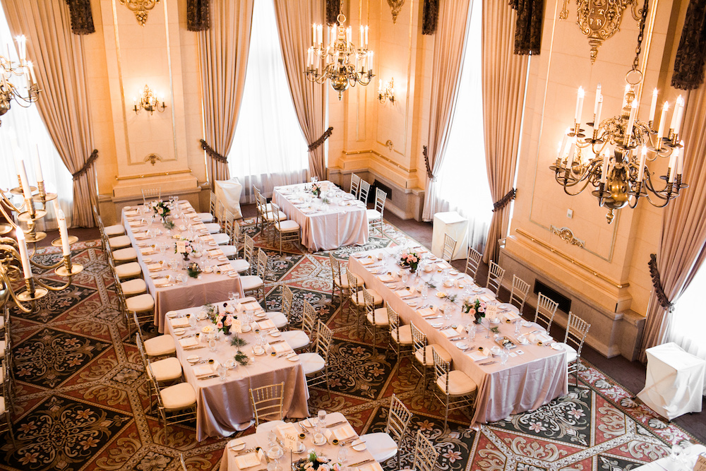 Fort Garry Hotel Wedding - Provencher Room Wedding