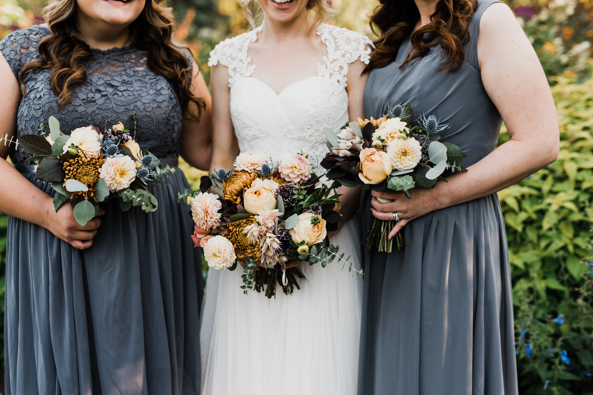 Gorgeous Fall Wedding - Winnipeg Wedding Flowers