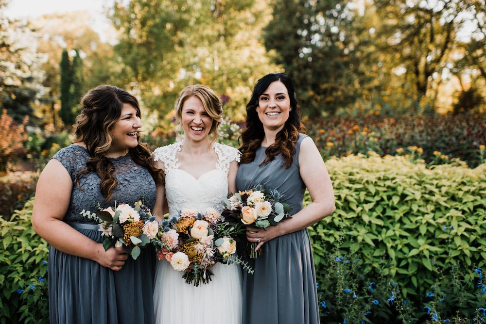 Assiniboine Park Wedding - Fall Wedding in Winnipeg