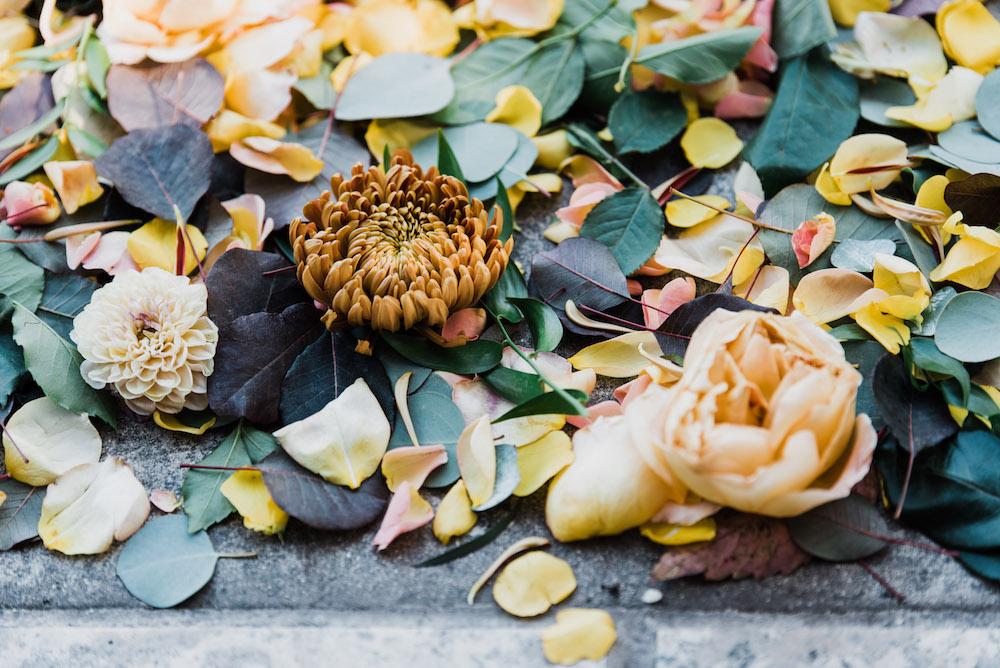 Fall Wedding Flowers - Winnipeg Wedding Florist