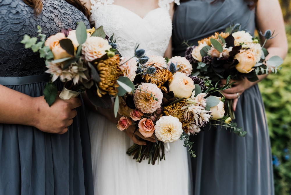 Fall Wedding in Winnipeg - Wedding Florists Winnipeg