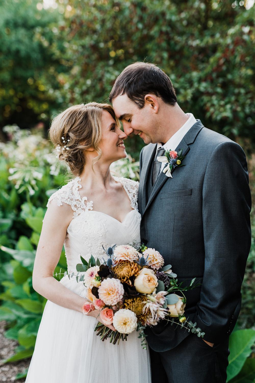 Fall Wedding in Winnipeg - Wedding Flowers Winnipeg