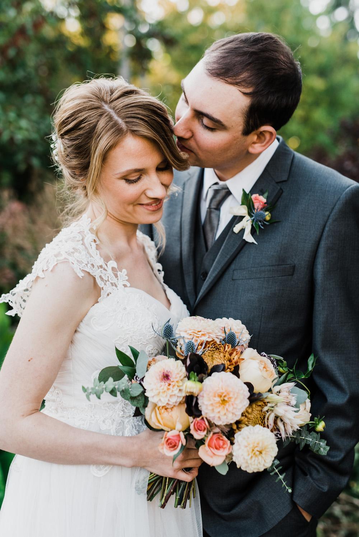 Elegant Fall Wedding Flowers - Wedding Flowers Winnipeg