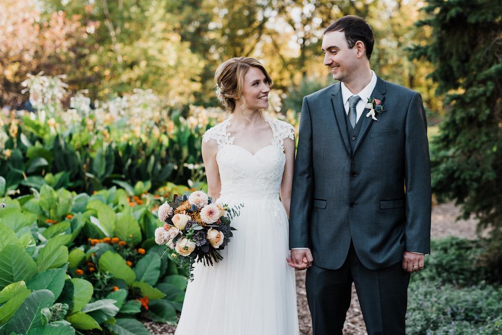 Assiniboine Park Wedding - Winnipeg Wedding Florists