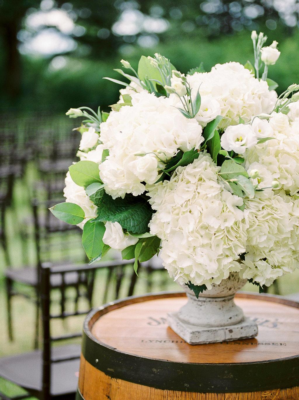 Hydrangea Wedding Flowers - Winnipeg Wedding Florist