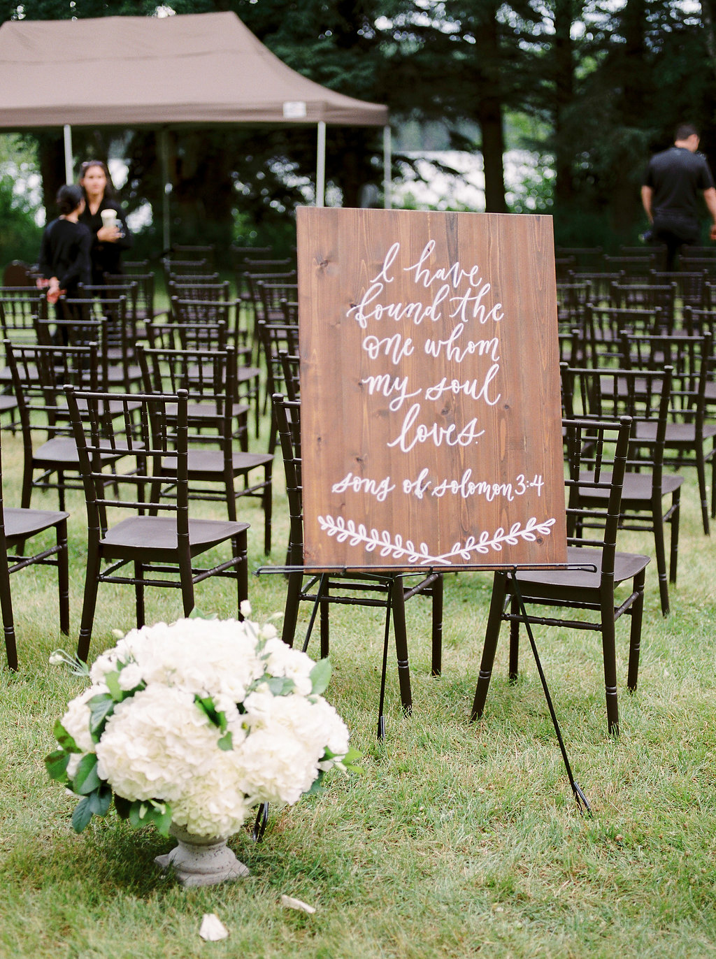 Elegant Wedding Ceremony Ideas - WEdding Flowers Winnipeg