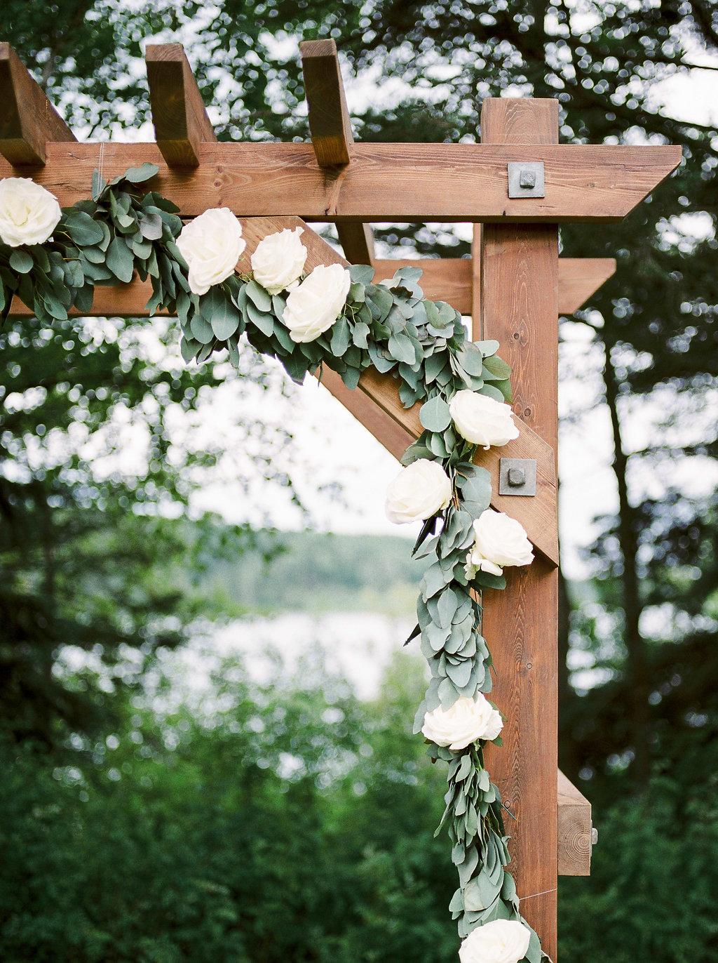Wedding Flowers Winnipeg - Wedding Ceremony Decor