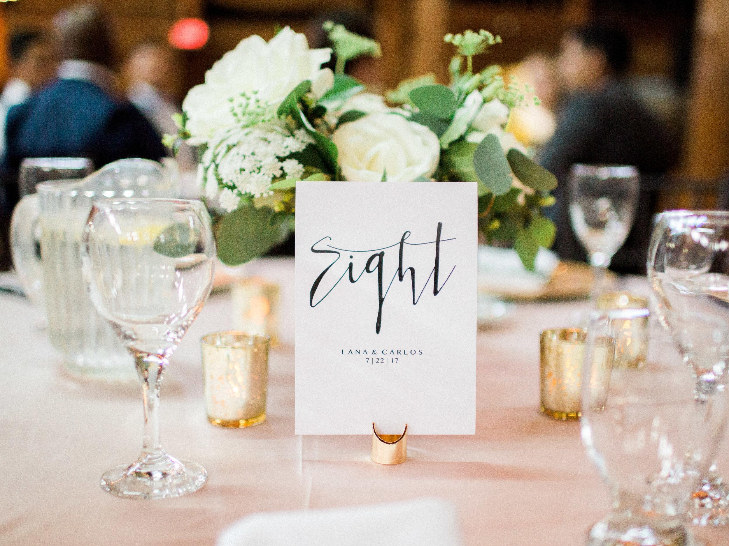 Elegant Pink Wedding Decor - Wedding Florist in Winnipeg