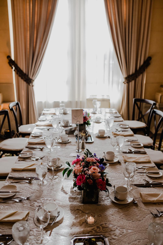 Winnipeg Wedding Florist - Wedding Centrepieces