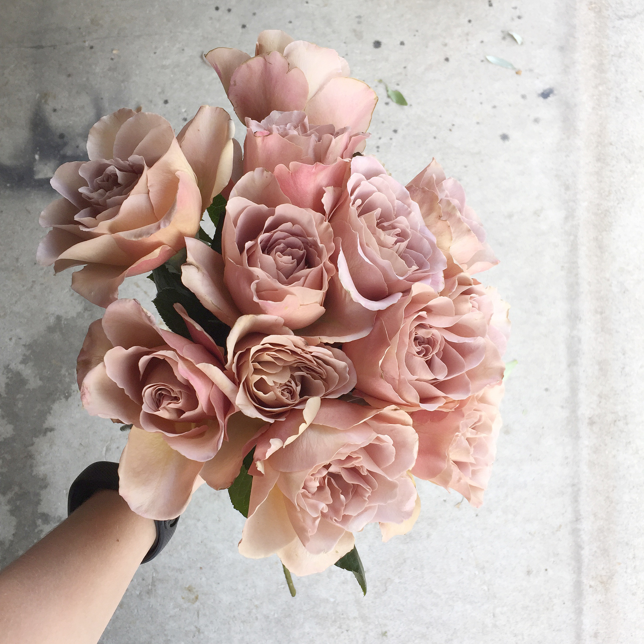 Dusty Rose Wedding Flowers - 2018 Wedding Trends