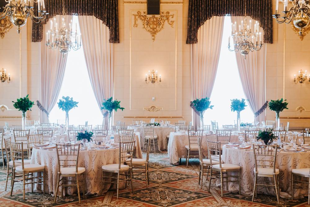 Provencher Room Wedding - Stone House Creative