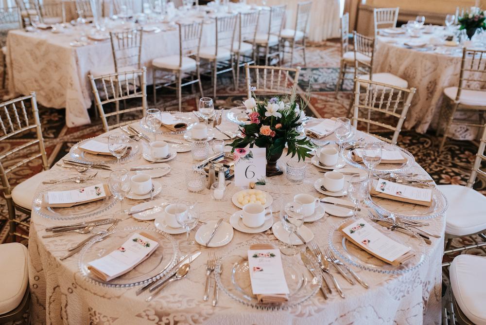 Elegant Ballroom Wedding - Winnipeg Wedding Florists