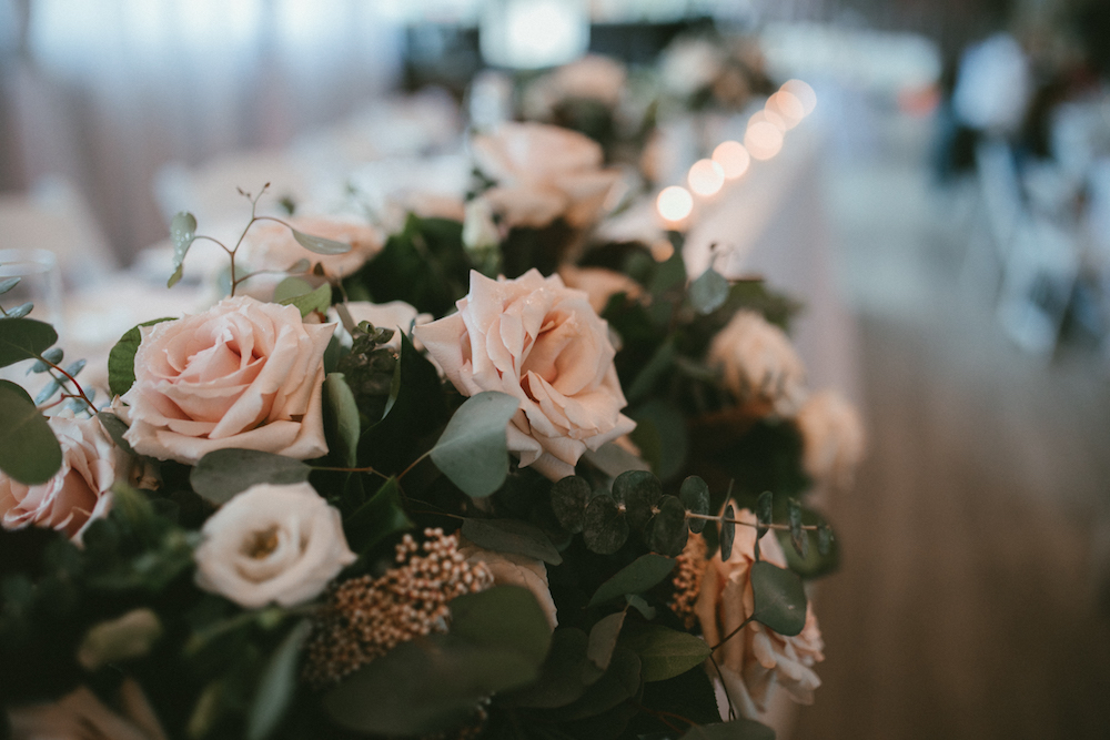 Blush Wedding Flower Ideas - Wedding Flowers Winnipeg