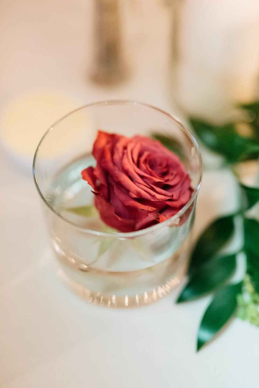 Floating Flowers Wedding Decor - Winnipeg Wedding Florists