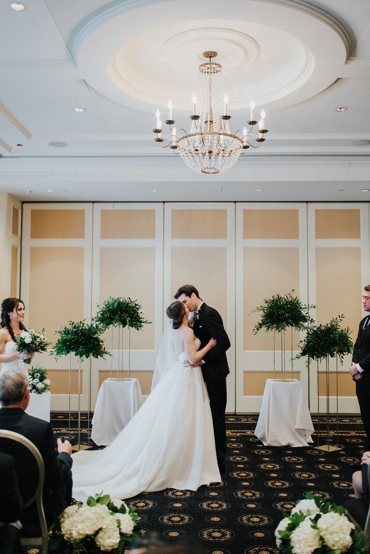 Greenery Wedding Decor - Wedding Flowers Winnipeg