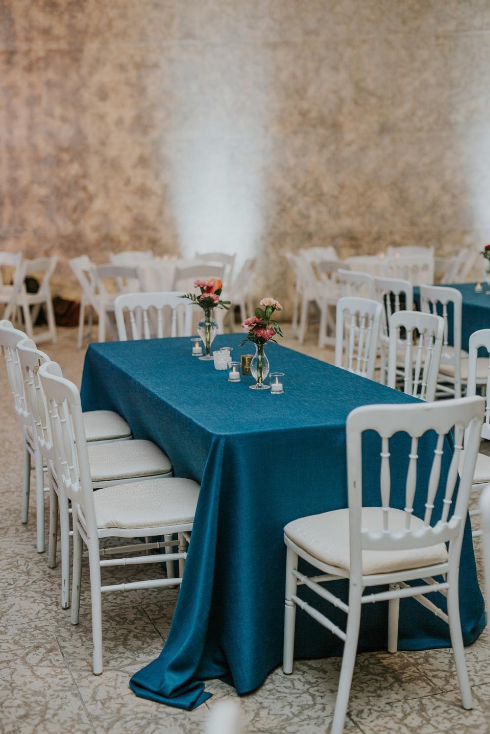 Stem Vase Wedding Decor - Budget Friendly Wedding Flowers