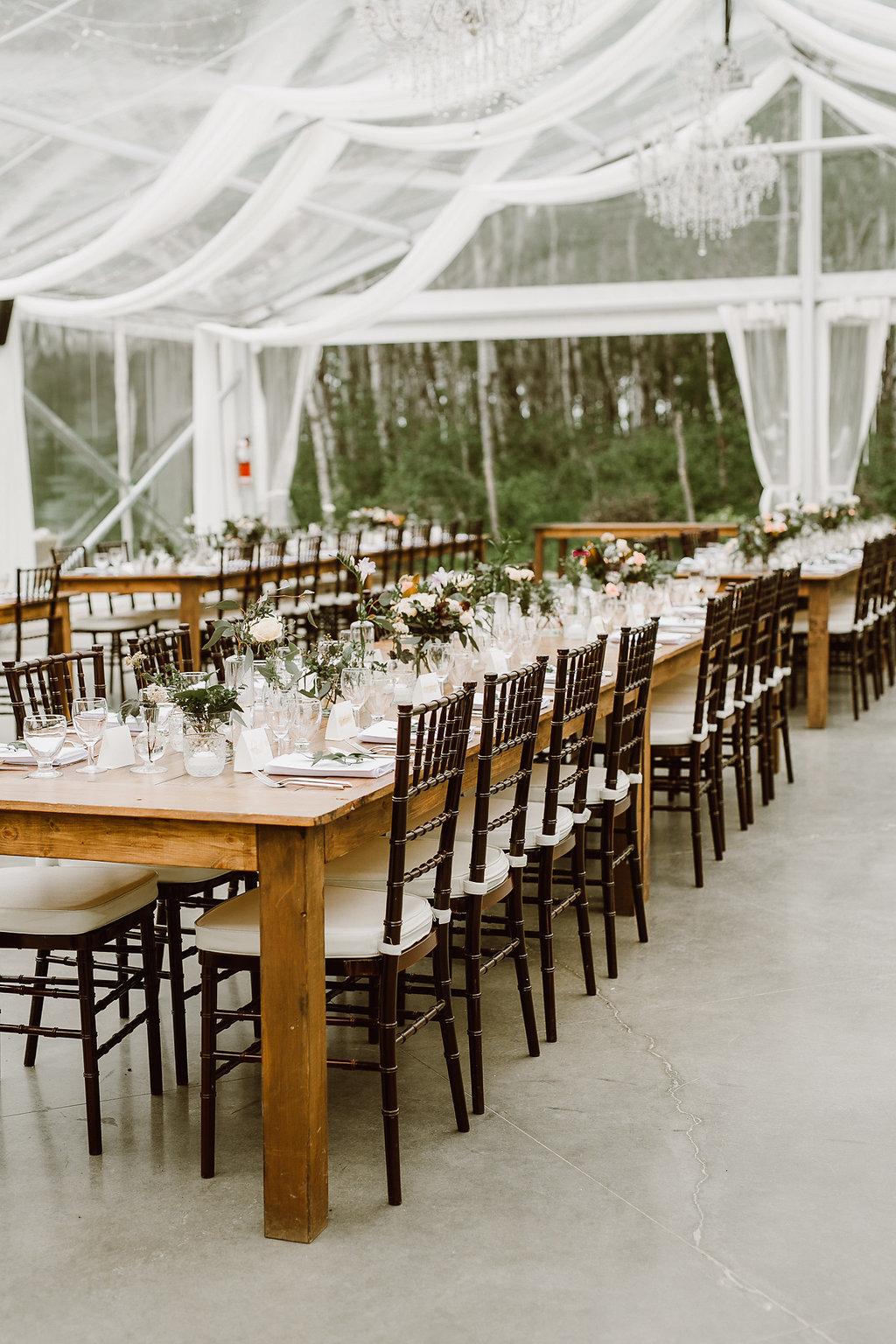Cielo's Garden Weddings - Stem Vase Wedding Decor