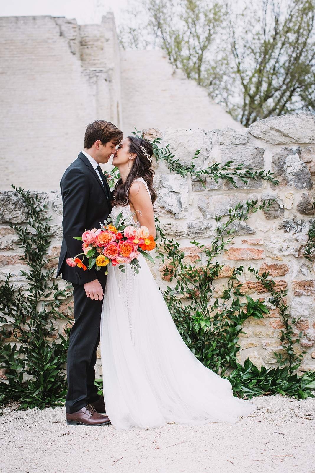 Winnipeg's Best Wedding Florist - Lush Wedding Bouquet