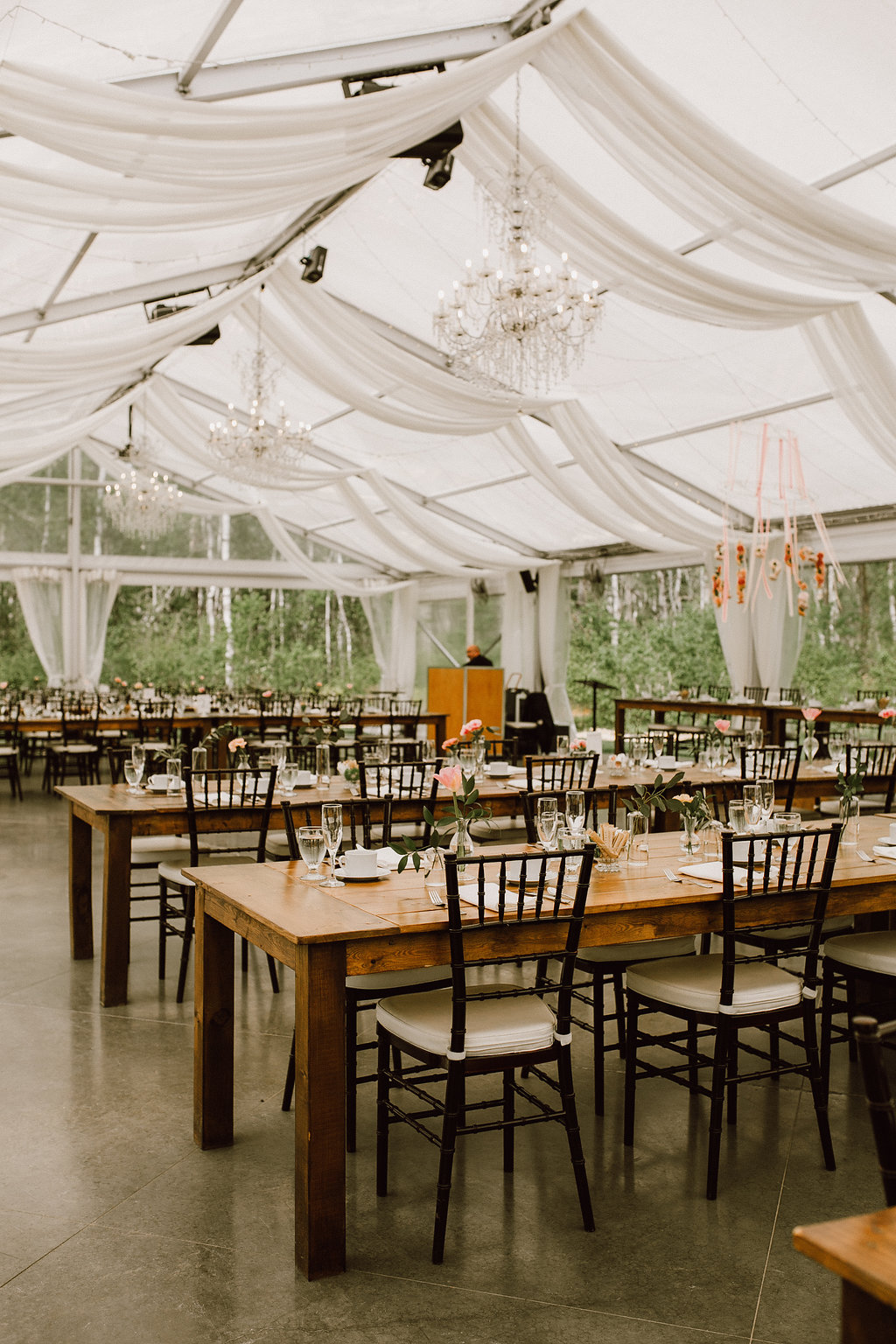 Cielo's Garden Wedding - Cost-Effective Wedding Decor
