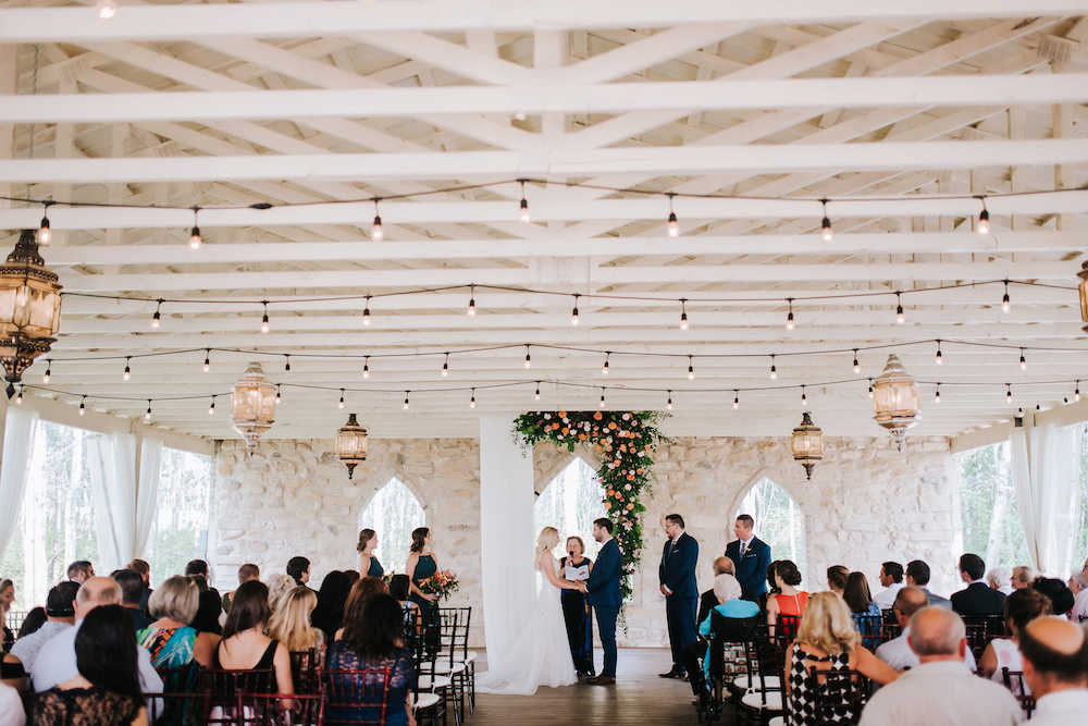 Weddings at Cielo's Garden - Winnipeg Wedding Flowers