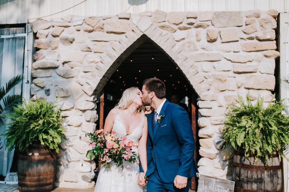 Weddings at Cielo's Garden - Top Wedding Florist in Winnipeg