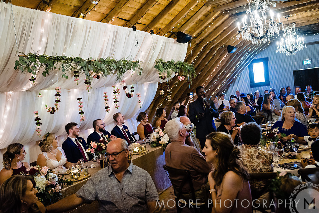 Rustic Wedding Barn Steinbach - Wedding Florists in Winnipeg