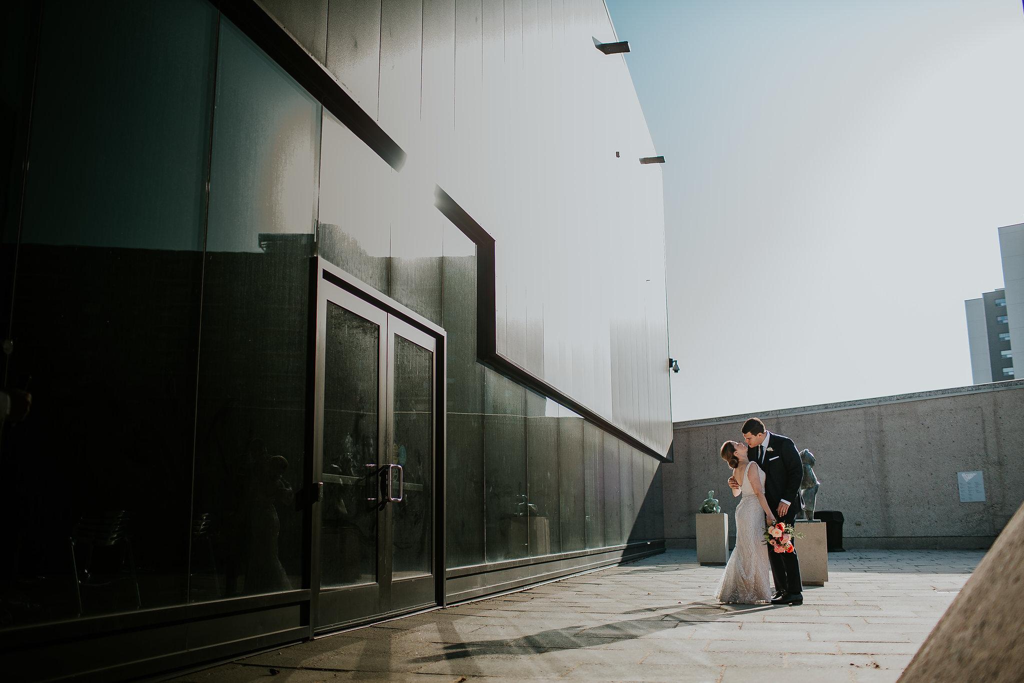 WAG Wedding Photos - Wedding Photographers in Winnipeg