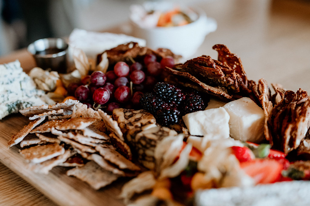 Charcuterie Wedding Food - Unique Wedding Venues in Winnipeg