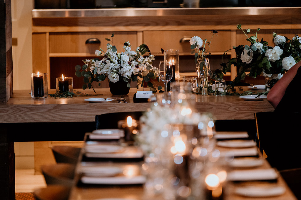 Smith Restaurant Weddings - Stone House Creative
