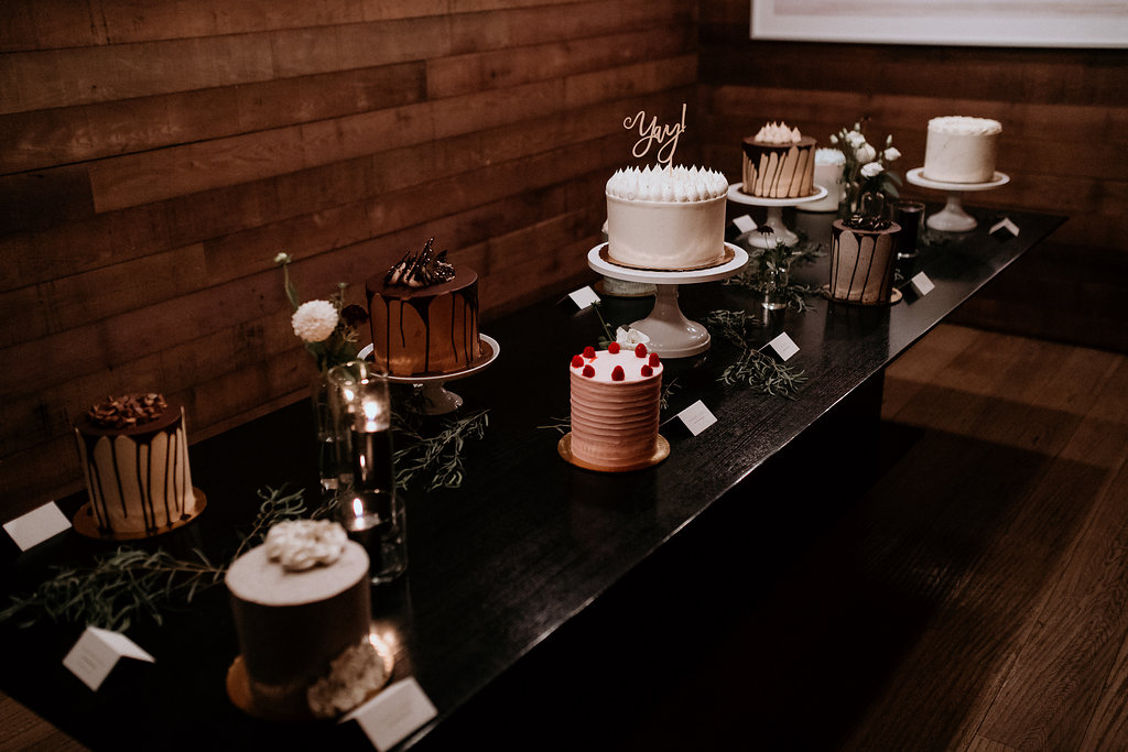 Modern Wedding Cake Ideas - Weddings in Winnipeg