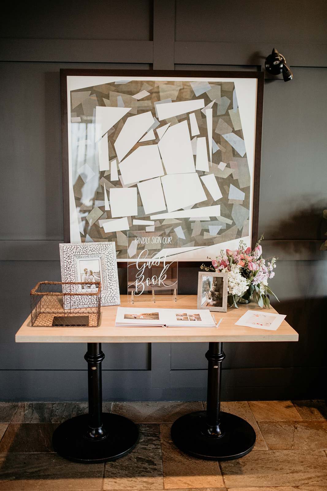 Wedding at Smith REstaurant - STone House Creative