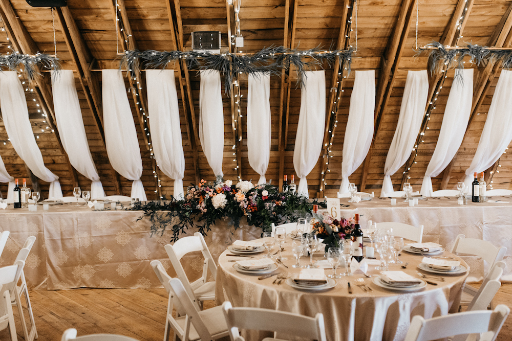 Rustic Wedding Barn Wedding in Steinbach - Wedding Flowers Winnipeg