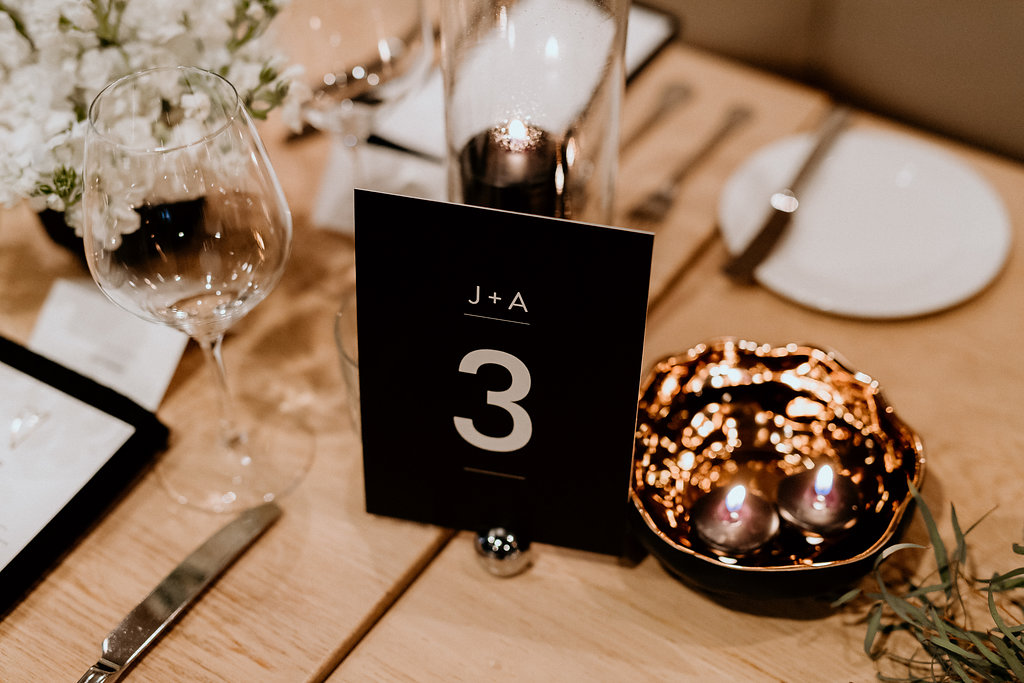 Modern Wedding Ideas - Restaurant weddings in Winnipeg