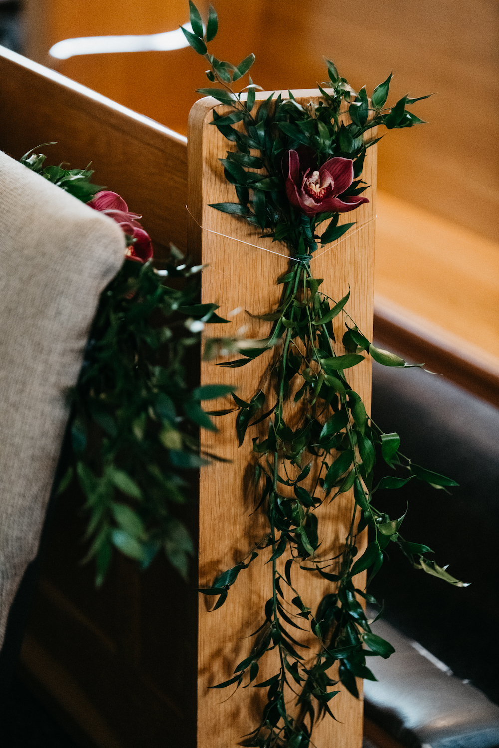 Vine Aisle Decor for Weddings - Wedding Flowers Winnipeg