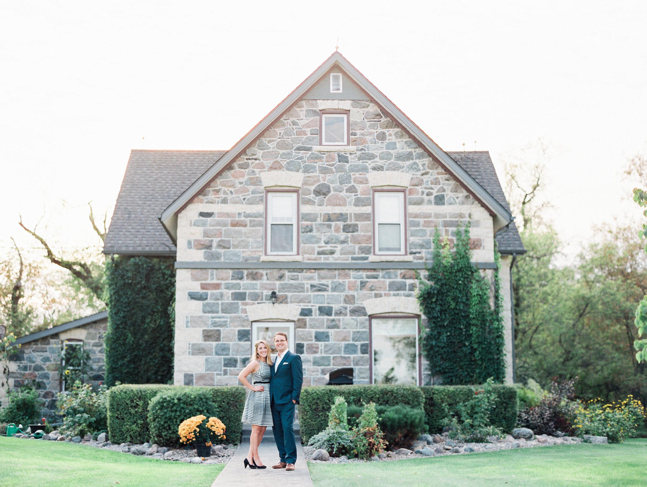 About Winnipeg Wedding Florist Stone House Creative